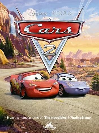 1er JOUR FRANCE : 275 000 ENTREES POUR CARS 2 - Le box-office pour ...