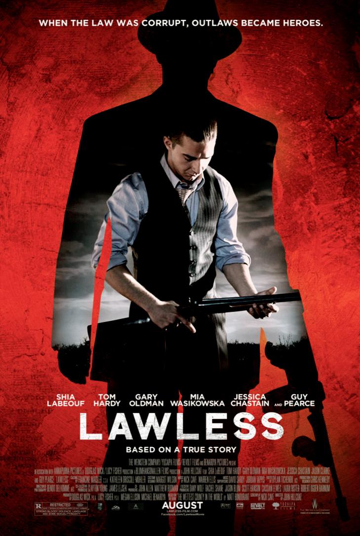 Des hommes sans loi (Lawless )(2012) [BRRip] [VO]