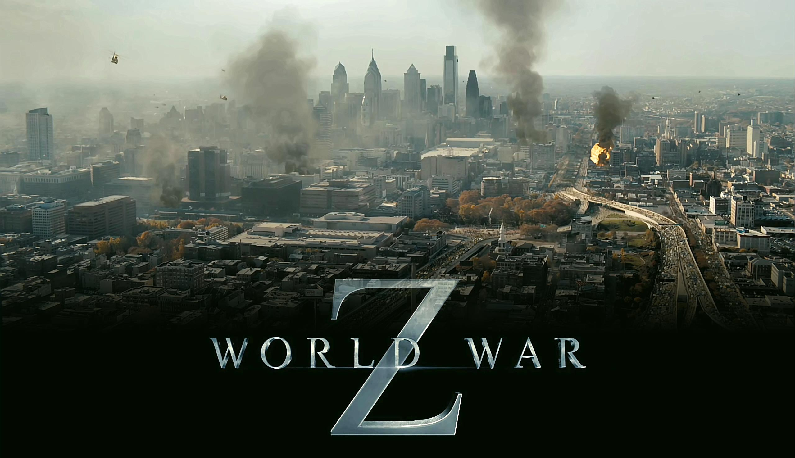 JOURNAL D'AFF - 12 World-war-z-brad-pitt-zombie