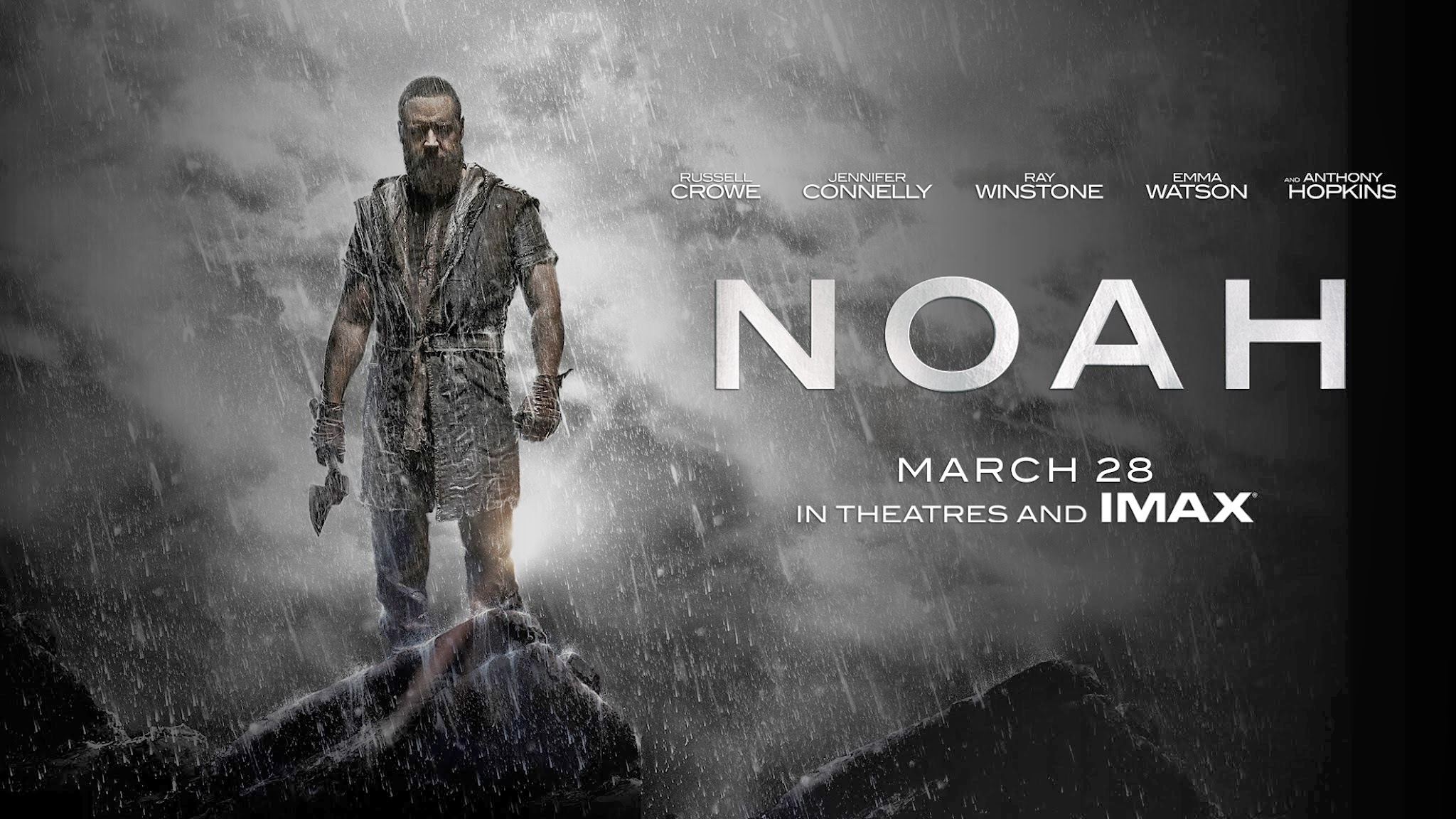 BOX-OFFICE US VENDREDI 28 MARS 2014 : NOE REALISE LE 4ème ...